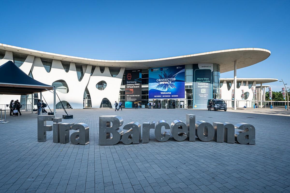 MWC em Barcelona- diferente mas existindo.