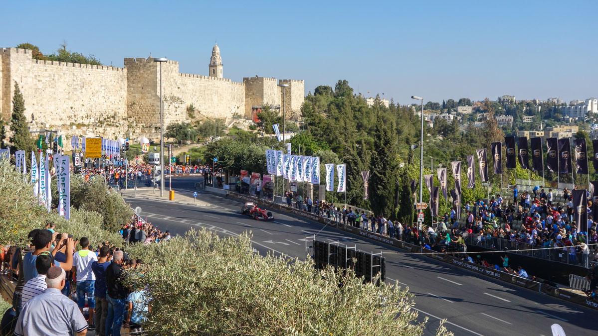 Formula 1 Gerusalemme