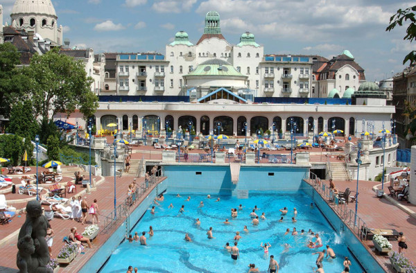 The world's best hot springs