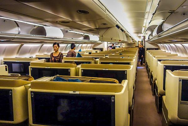 Come in una scatoletta di sardine nota bene blog for Singapore airlines sito italiano