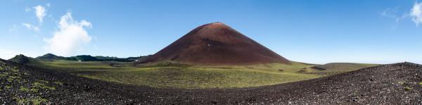 Kuril Islands, Tyatya volcano