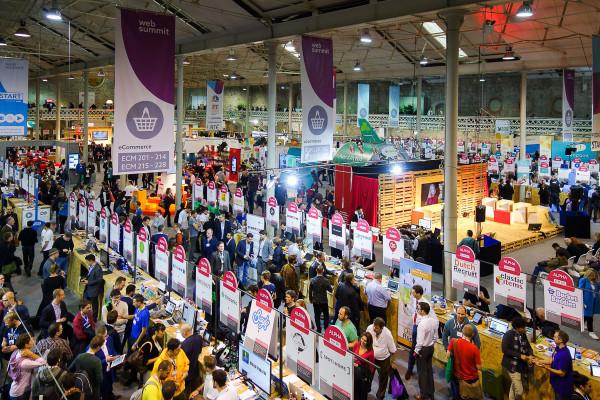 Web Summit 2014, Dublin, Ireland