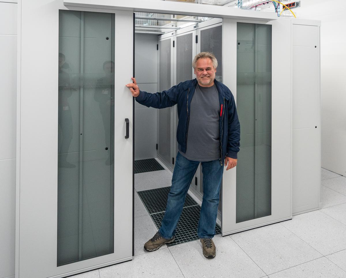 Nuovo Transparency Center e Data Center… a Madrid!