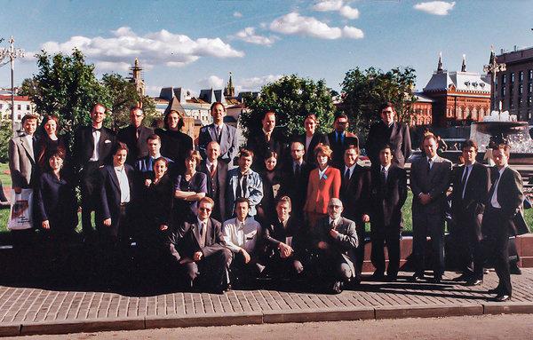 Cybersicurezza: i nostri inizi – Ottava parte: 1998-2000 (riorganizzazione, uffici all'estero, conferenze dei partner)