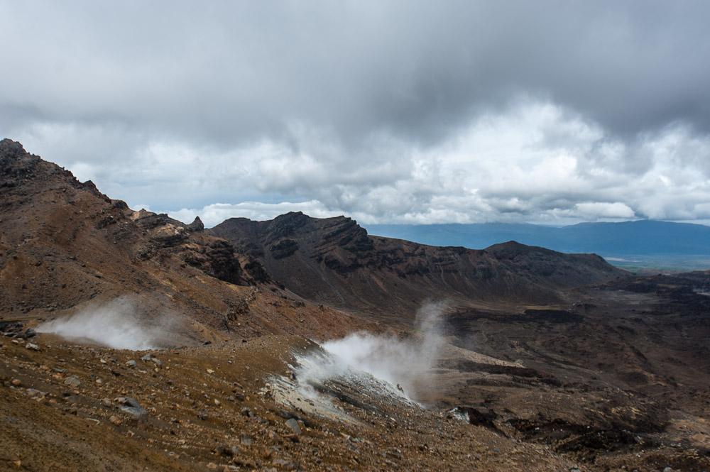 New Zealand, Tongariro