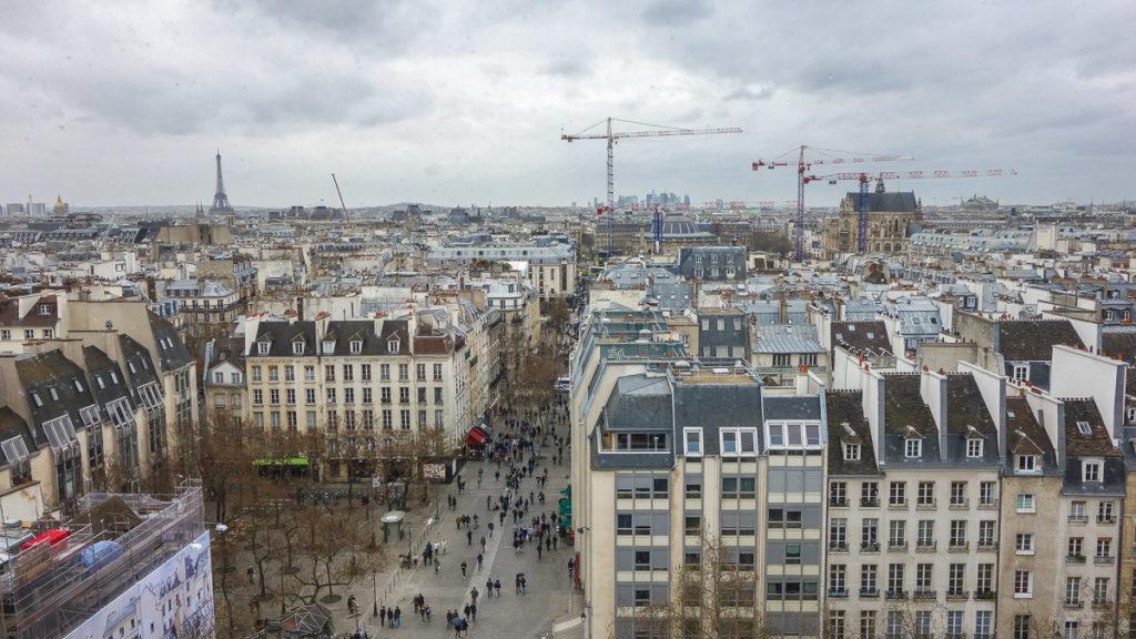 paris-france-sightseeing-Centre-Pompidou1