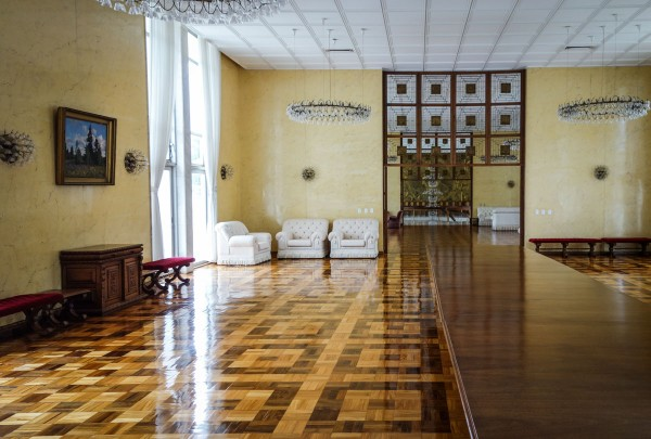 Russian embassy in Brasilia