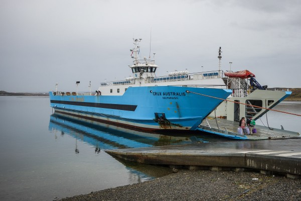 Tierra del Fuego, Chile