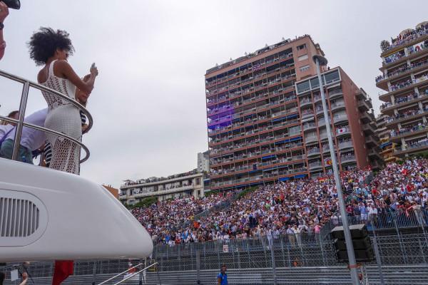 Formula1 Monaco Grand Prix 2014