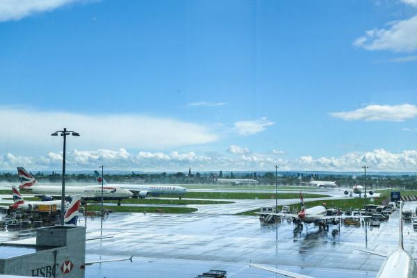Aeropuerto Londres 2