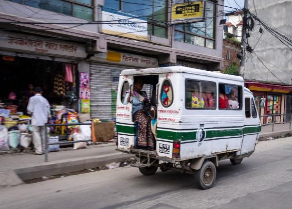 Nepal, Katmandu