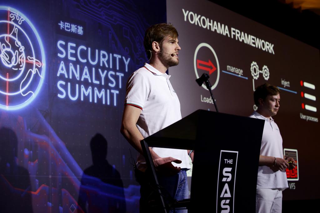 SAS-2019: notícias de cibersegurança diretamente do lado sombrio