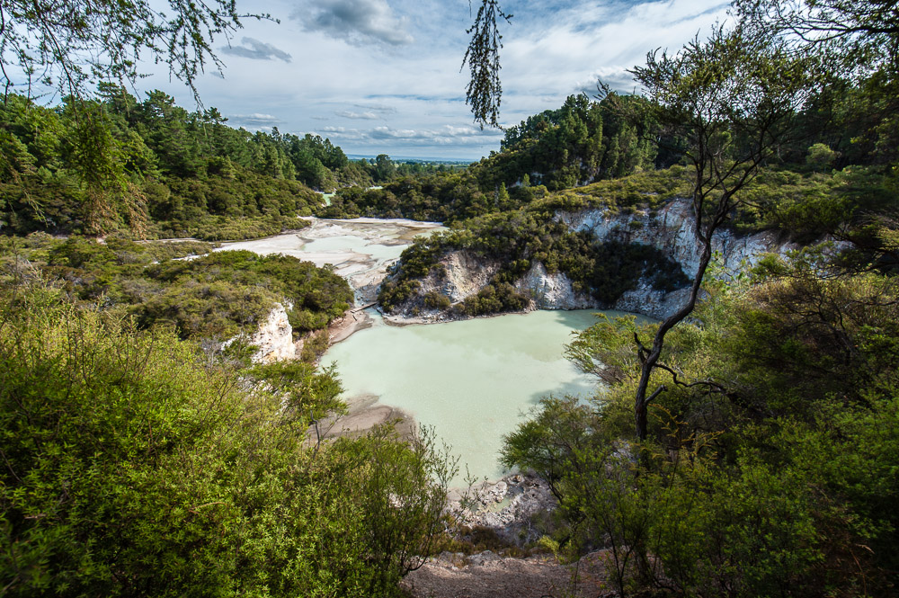 New Zealand, Wai-O-Tapu