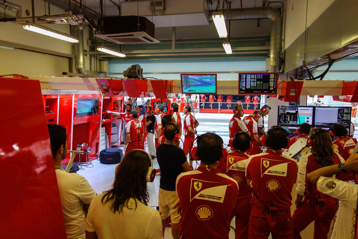 F1 Grand Prix Abu Dhabi