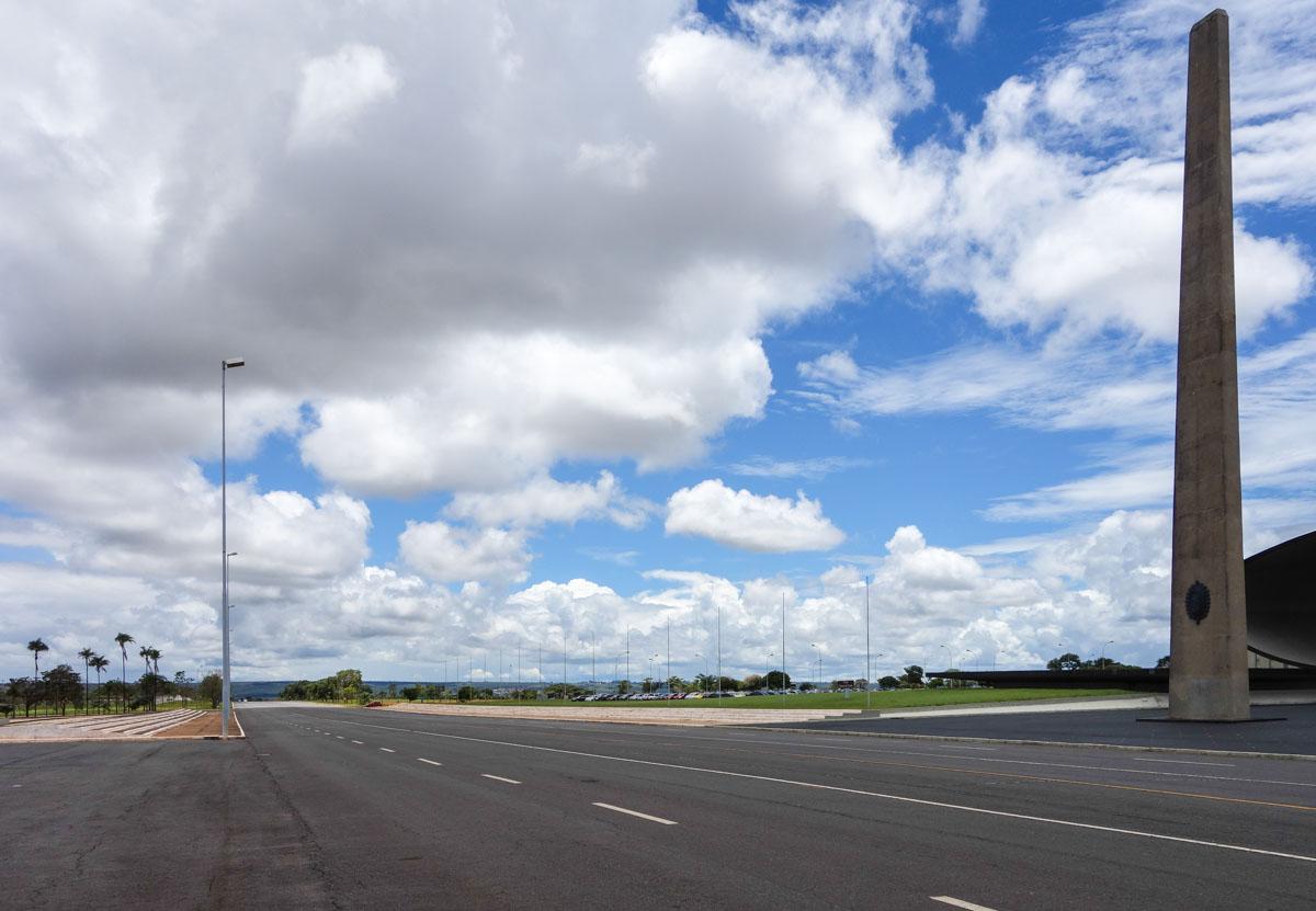 Бразилиа - столица без пробок!