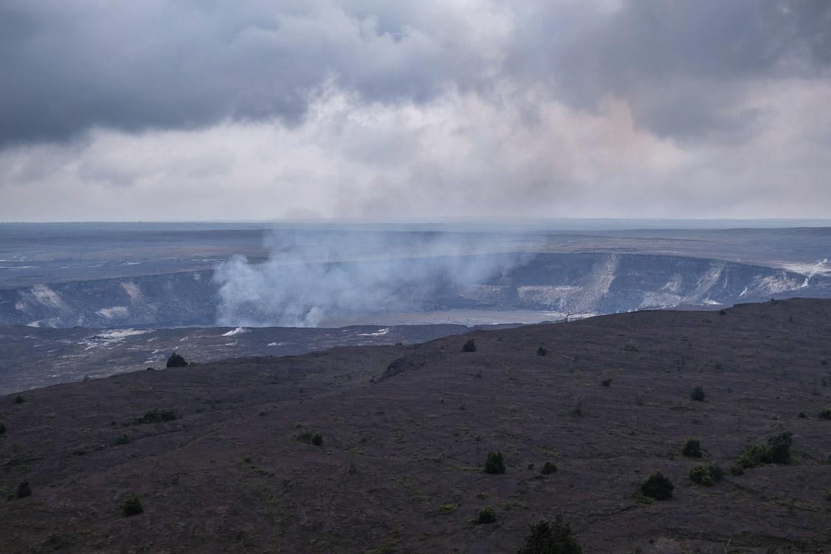 Гавайи, вулкан Килауэа