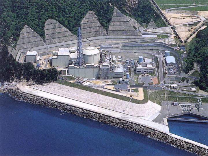 Атомный реактор Мондзю, Япония
