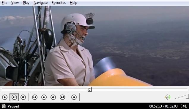 GoPro изобрёл Бонд, Джеймс Бонд :)