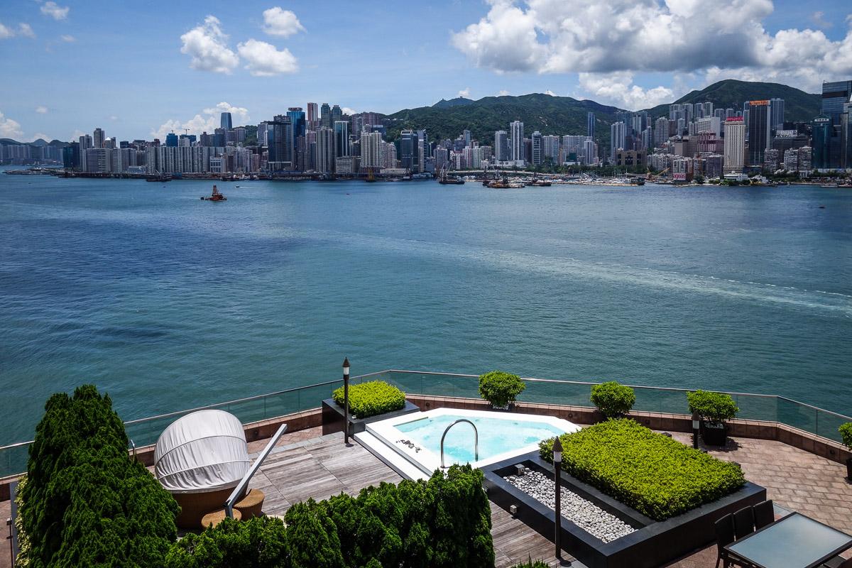 Небоскрёбный Гонконг