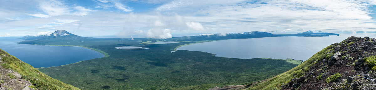 Атсонупури, вид сверху