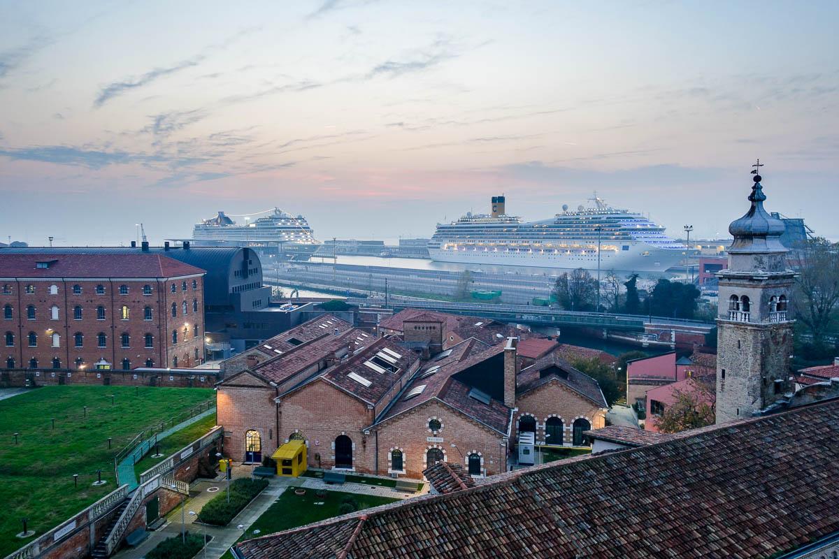 Венеция, перекрёсток времён
