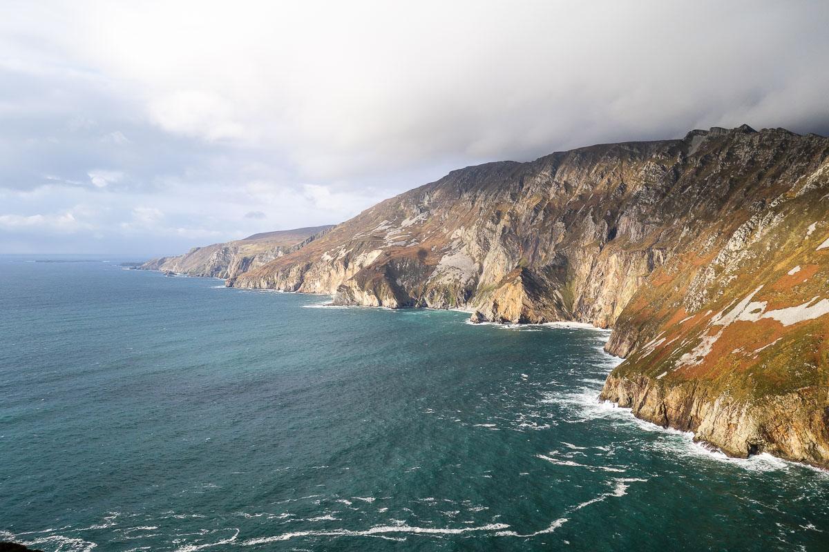 Утёсы Слив Лиг, Ирландия
