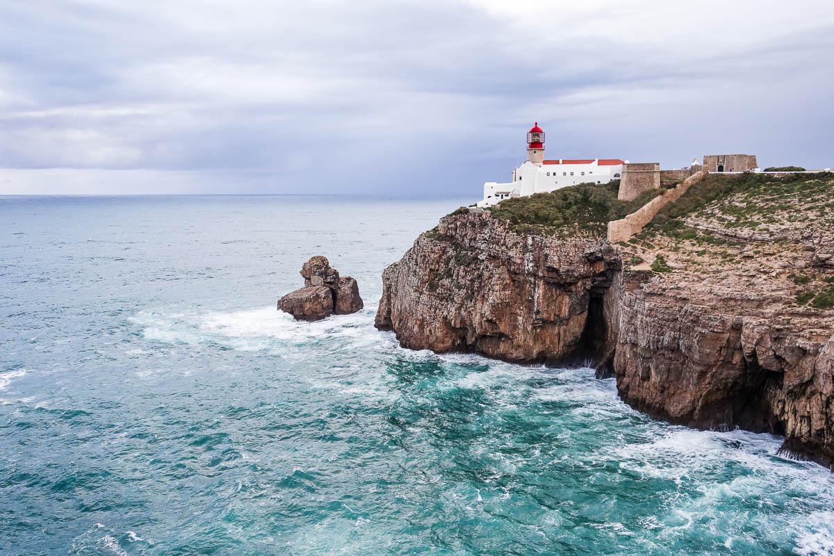 Скалы Южной Португалии