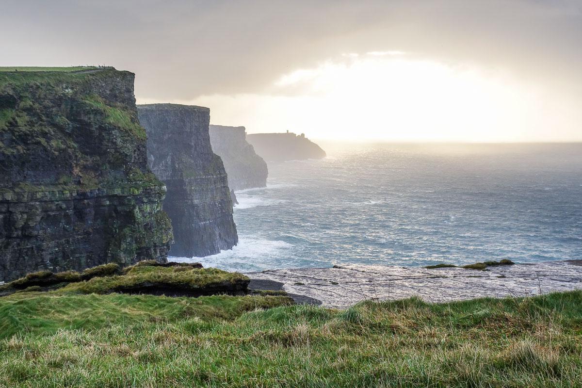 Утёсы Мохер (Ирландия)