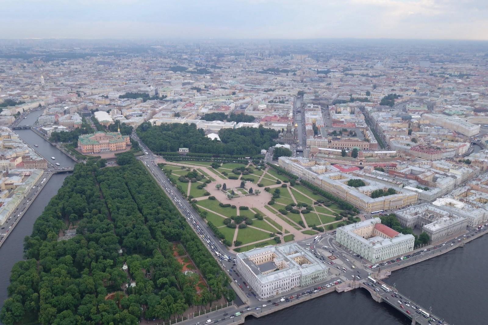 Сфотографировать парк победы спб сверху