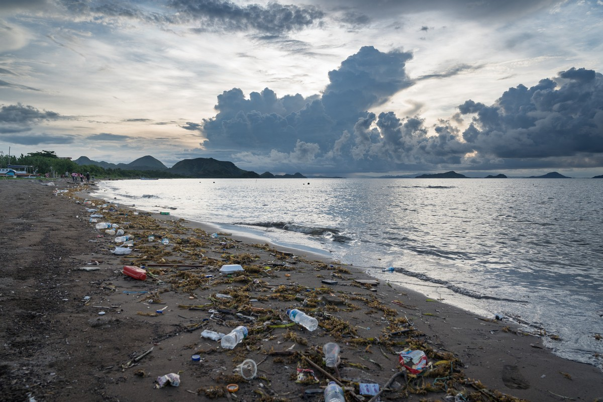 Пляжно-созерцательная Индонезия