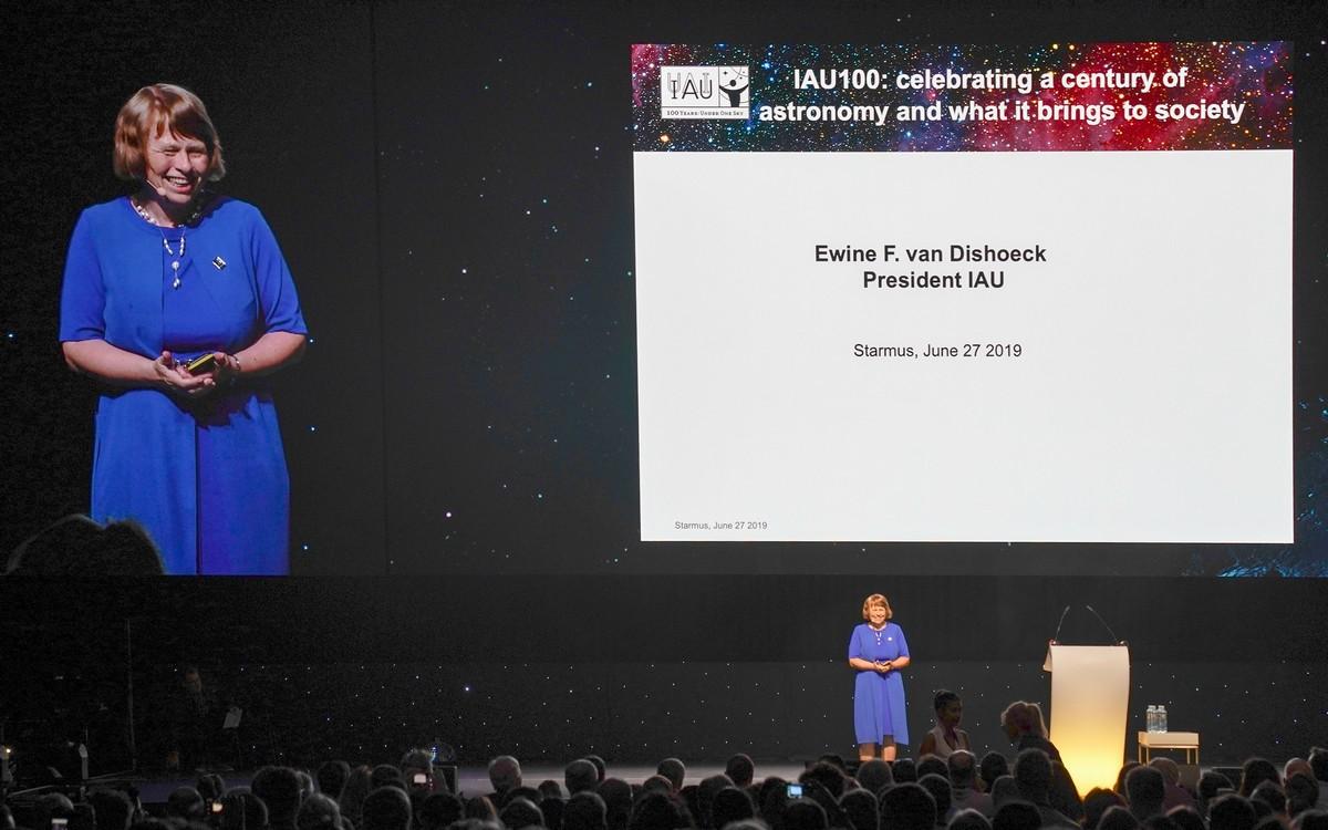 Starmus-2019: неуловимые гравитационные волны и хардкорная космология.