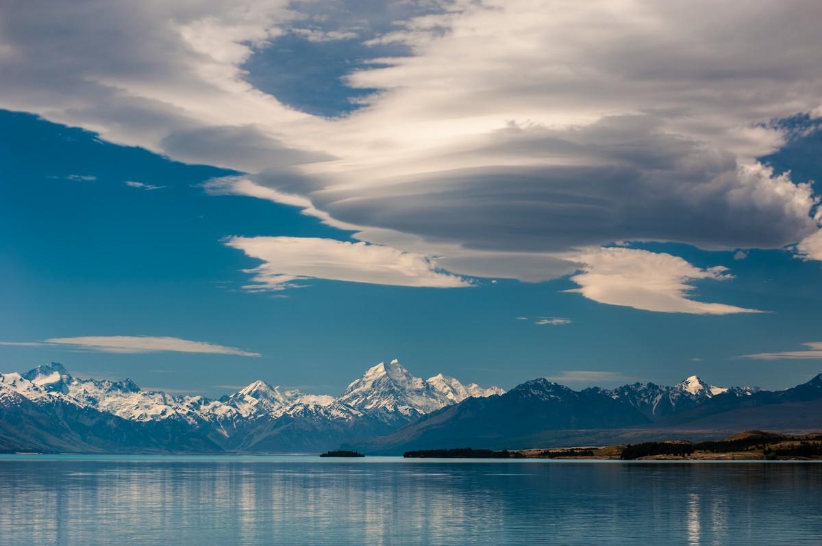 世界上100个必去的地方之新西兰(2020底稿)