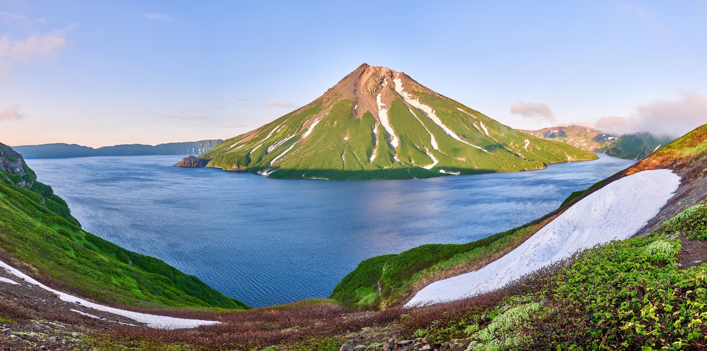 12 красивейших мест в мире. №1 — Король вулканов.