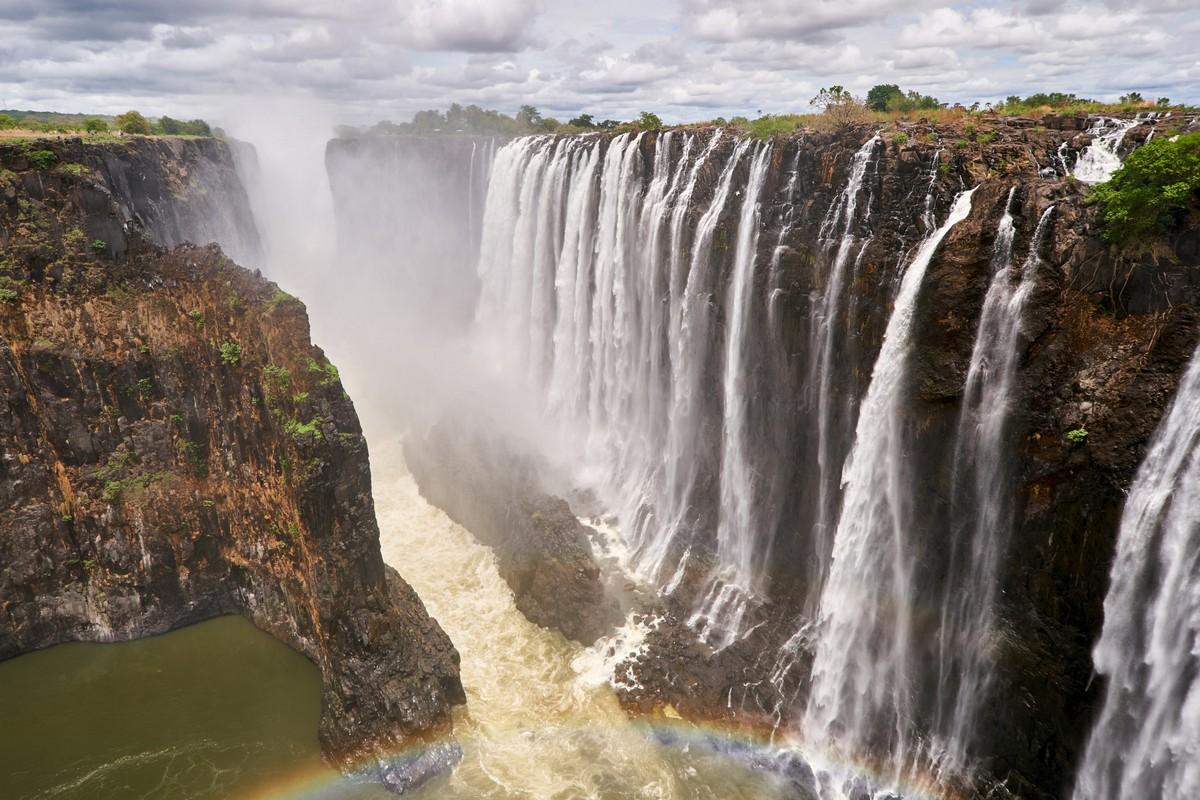 12 красивейших мест в мире. №2-3: Королевы воды.
