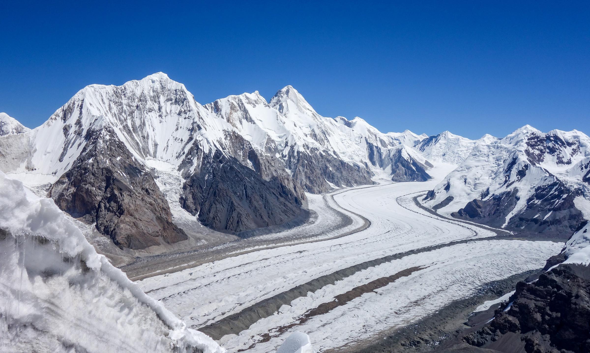 12 красивейших мест в мире. №4 — всем ледникам ледник!