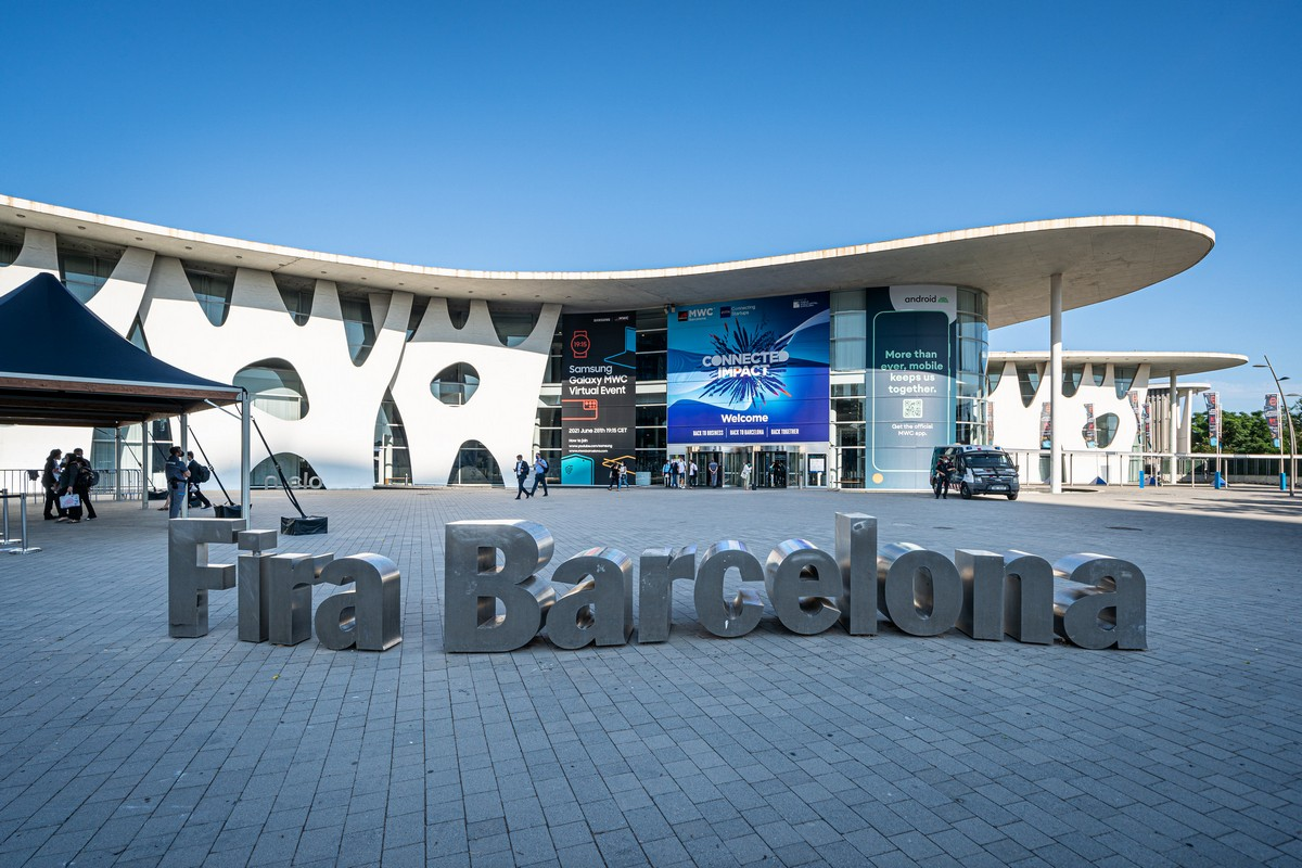 Fira Barcelona: уровень напряжения.