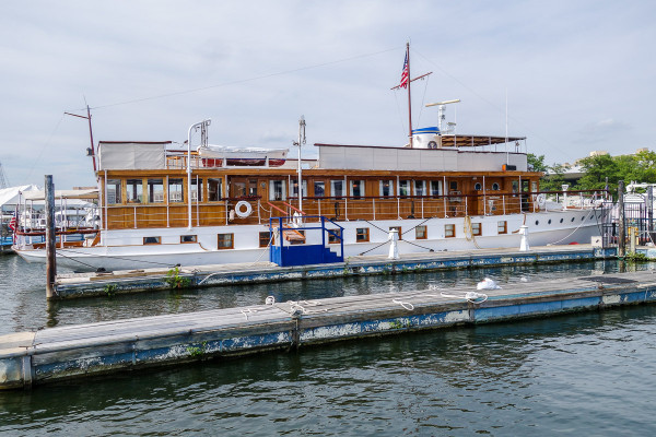 Presidential Yacht Sequoia