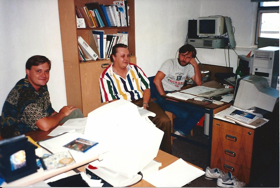 Les années du cyber-passé – partie 5 : 1996 (l'année où tout a basculé)