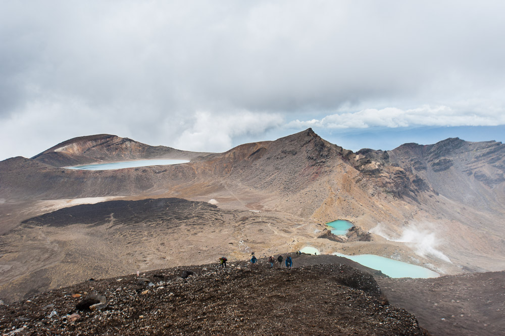 New Zealand, Tongariro