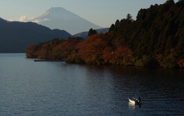 Ashinoko Lake