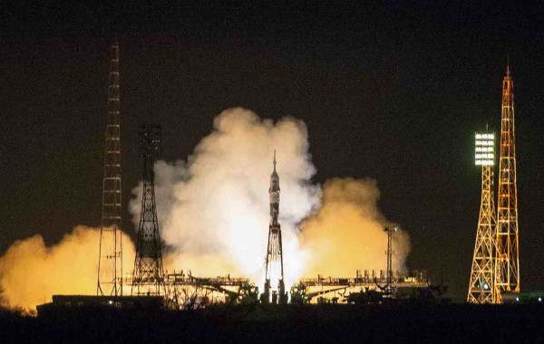 Baikonur Space Launch Center