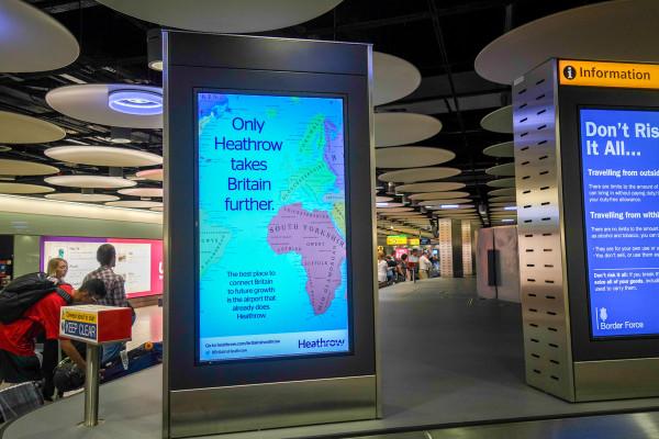 London Flughafen