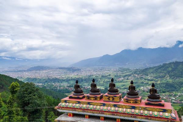 カトマンズ、ネパール