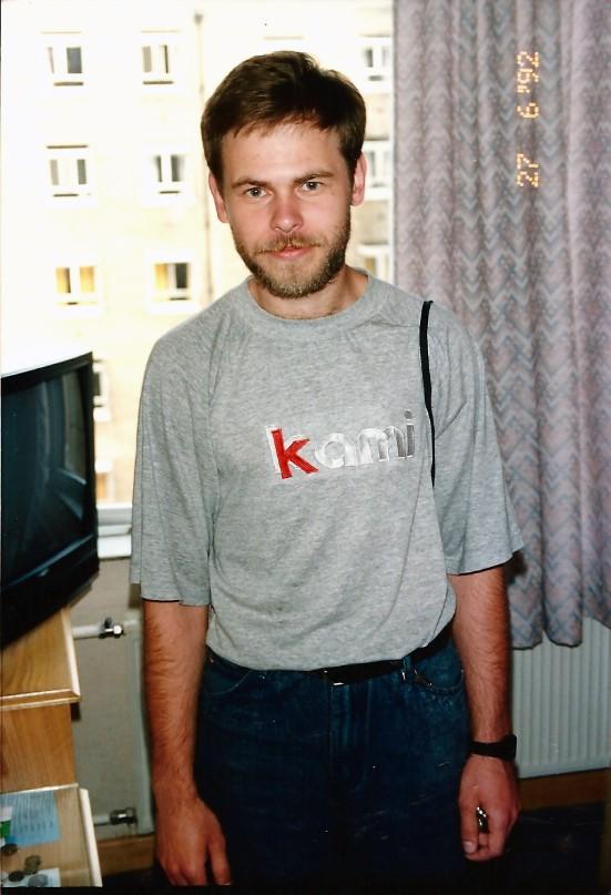 サイバーの あの日あの時 パート3:1992年~199x年