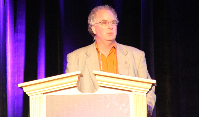 Brewster Kahle Spoke on Legal Access