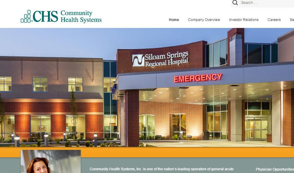 Community Health Systems breach