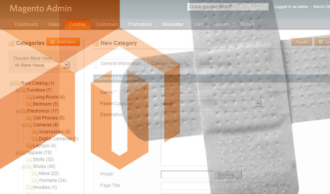 Downloadable products in Magento: CSV import fails. How to fix