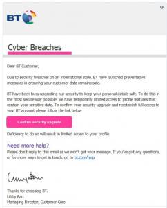 - BT phishing mail 242x300 - WannaCry Extortion Fraud Reemerges | Threatpost