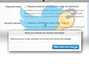 Twitter auth