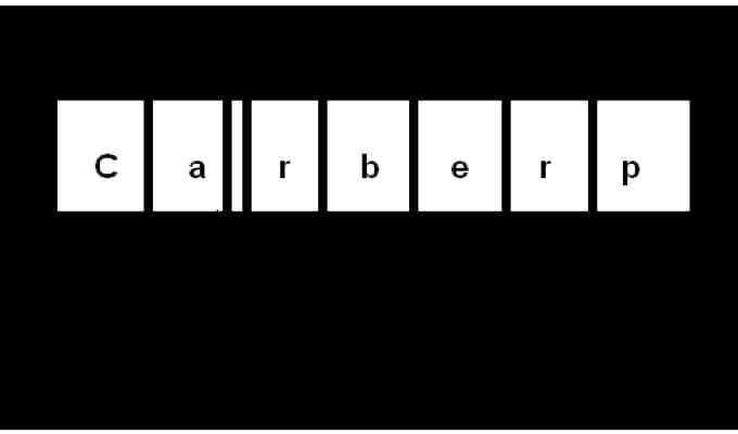 Carberp за решеткой